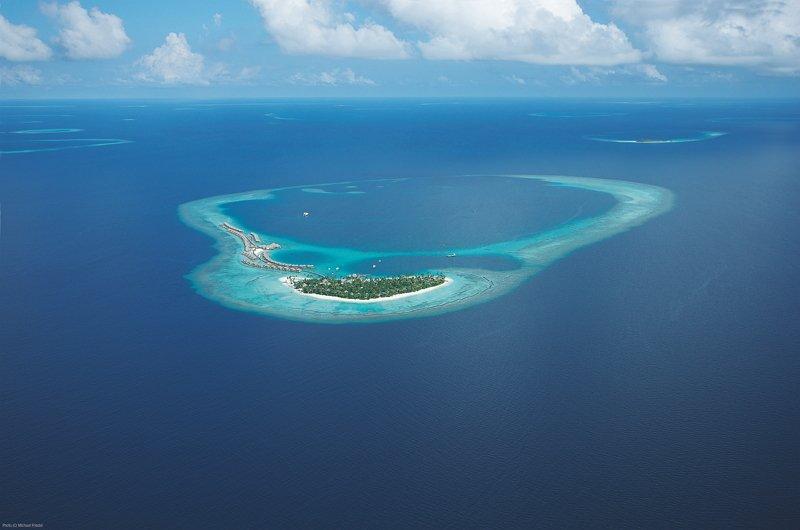 Maldivler 'de Saklı Cennet Constance Halaveli