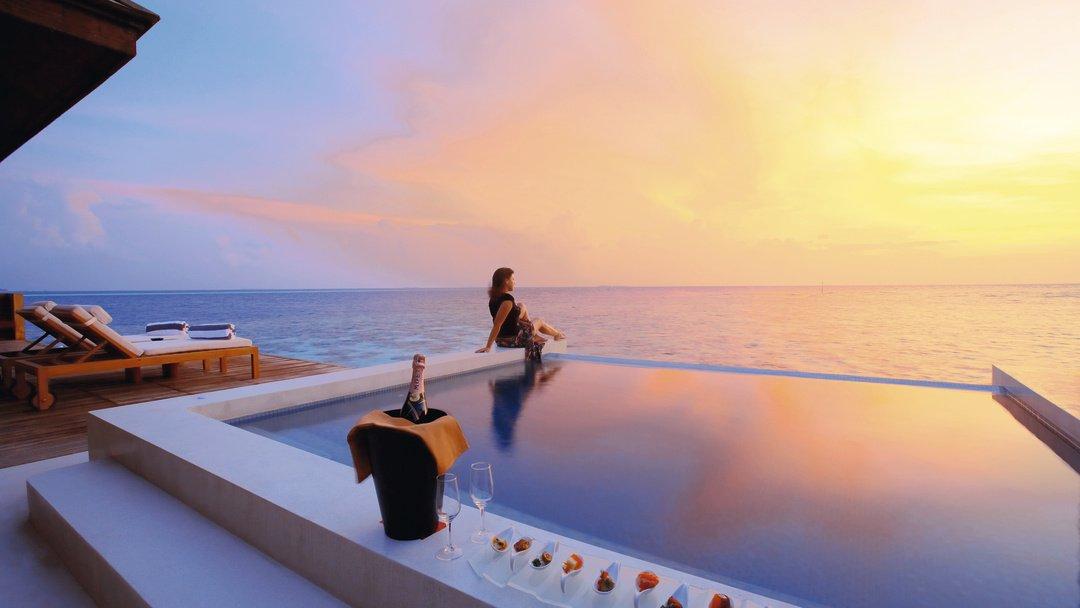 Kişisel seyahat uzmanı Maldivler