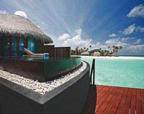 Maldivler 'in Ödülü Bol Oteli Constance Halaveli Resort