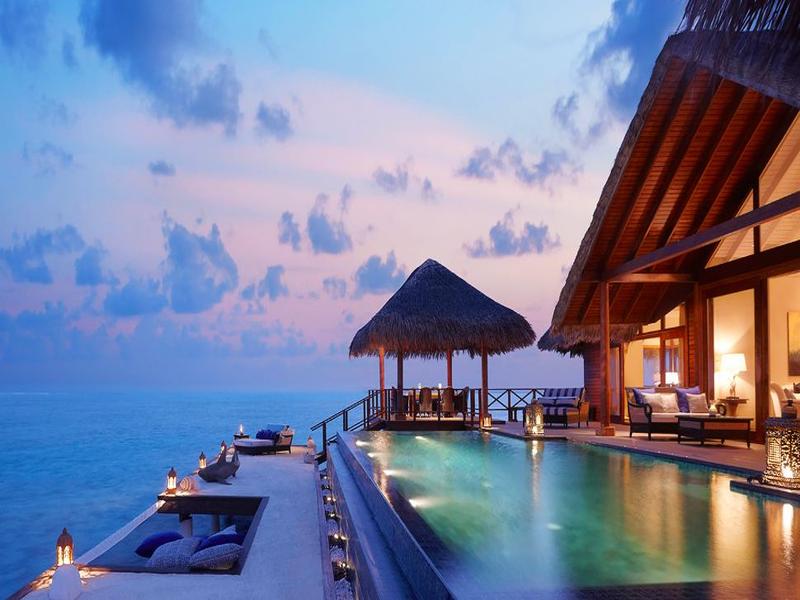 Taj Exotica Maldivler