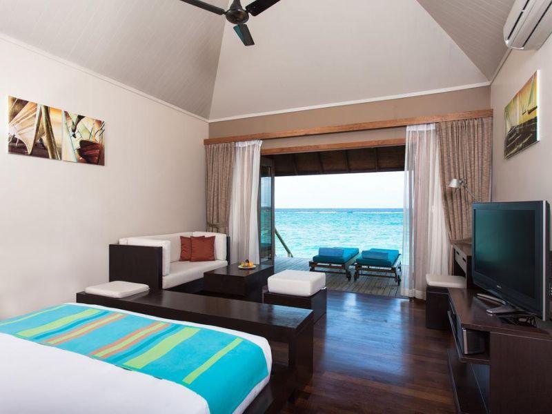 Pandanus Villa in Velidhoo Maldives  reviews prices