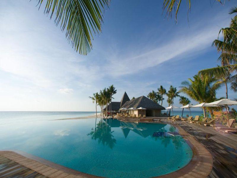 Pandanus Villa  Velidhu North Male Atoll  Maldives Resorts
